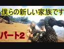 (ARK)美女と野獣ARK生活2日目