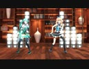 MMD ロキ ミライアカリ・初音ミク 1080p 60fps
