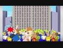 【mugen】格ゲー作品別リーグshuffle! part10 Bブロック第三節+けもフレ2動画【やや特殊ルール】