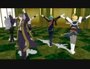 【MMD 刀剣乱舞】で短いYMCA英語バージョンでみてみたかったああの。