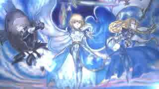 【特報 FGO】「Fate/Grand Order×天野喜孝 プレミアムギャラリー」告知