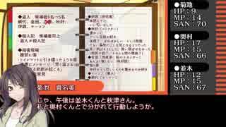 【ゆっくりTRPG】渦巻く呼び声~第四話【CoC】