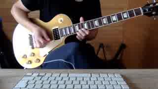 ギターでドラクエの呪文【TAB】