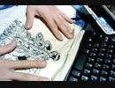 【ゼロハリ刺繍-メイドインアビス】オーゼンさん刺繍が完成したので紹介しますなり。