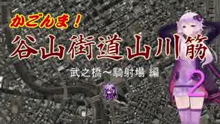 【車載動画】谷山街道山川筋その2【鹿児島】
