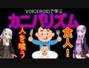 第28位:【VOICEROID解説】ボイロで学ぶカニバリズム thumbnail