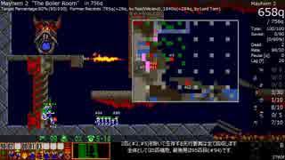 【TAS】レミングス Mayhem 2