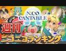 週刊ニコニコランキング #621 -4月第1週-