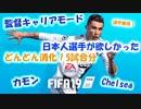 【どんどん消化6】選手獲得。チェルシー監督キャリアモード18-19【FIFA19】