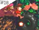 【実況】女が初見でスーパードンキーコング2 ディクシー&ディディーを実況プレイ Part18