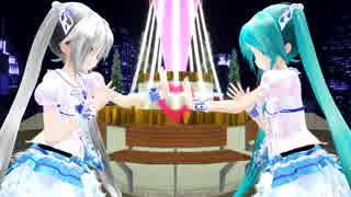 【MMD】 アリスあぴミクで ♪ Sweetiex2 ♪ [1080P]