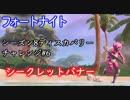 """【フォートナイト】シーズン8ディスカバリーチャレンジロード画面6""""シークレットバナー"""""""