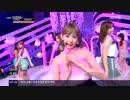【k-pop】 아이즈원(IZ*ONE) - 하늘위로 (UP) + 비올레타 (Violeta) 뮤직뱅크 (MusicBank) 190405