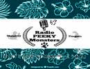 ラジオ PeekyMonsters 第14回 【ミリしらとX-MENとべっこうあめ2】