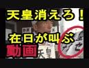 【動画あり】在日「天皇消えろ!」【衝撃】在日の一部始終