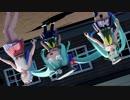 【MMD】矢田川あゆかと久々比こうりのUptown Funk