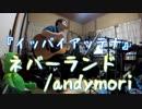 【カバー】ネバーランド/andymori【弾き語り】