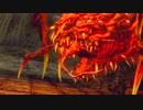 【初見ダーク】デーモンと戦い病気とも闘うRPG【ソウル実況】part14