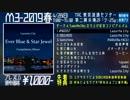 【M3-2019春シ-25y】Ever Blue & Star Jewelクロスフェード【Lazurite City】