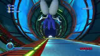 【TAS】ソニックカラーズ Wii アクアリウムパーク Act4 0:41.56