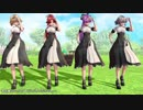 【MMD】FATE TOUHOU~ハイファイレイヴァー~