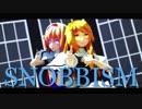 第91位:【東方MMD】SNOBBISM【アリス×魔理沙】 thumbnail
