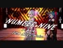 【MMD】NUMBER NINE【TDA Miku Haku】