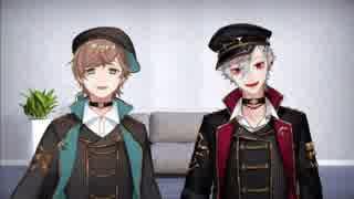 【ChroNoiR】お揃い衣装でシンクロノワールになる叶と葛葉