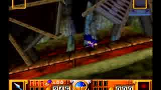 N64 がんばれゴエモンでろでろ道中メイドてんこ盛り実況プレイ その11