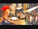 第44位:【X JAPAN 最速】Stab me in the backを更に速く叩いてみた! thumbnail