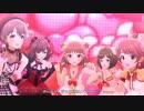 第34位:【デレステMV】「きゅん・きゅん・まっくす」(全員SSR)【1080p60/4Kドットバイドット】 thumbnail