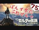 【ゼルダの伝説】ガチ初見のぽんずオブザワイルドpart75【ぽんず零式】