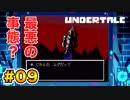 前情報なしで【Undertale_switch版】実況 part.09