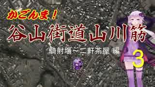 【車載動画】谷山街道山川筋その3【鹿児島(騎射場~二軒茶屋)】
