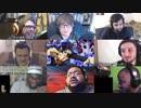 【Ken医者ビーストカバー版】「ジョジョの奇妙な冒険 黄金の風」27話を見た海外の反応
