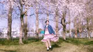 【なたん】春に一番近い街【踊ってみた】