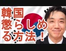 【渡辺哲也】韓国を懲らしめる方法!!