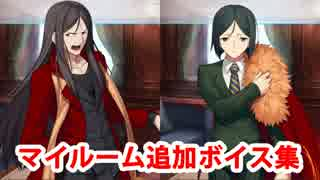 Fate/Grand Order 諸葛孔明(エルメロイII世) 追加マイルームボイス集(4/27追加分)