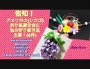 【折り紙】告知☆アメリカ(シカゴ)の折り紙展示会に作品出展決定!