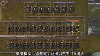 【Factorio 0.17.x】実績とるプレイ#07_万能SPラインまで【ゆっくり】