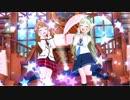 【ミリシタ】虹色lettersを2人でパート分けしてフルコン!【実況】