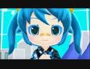 【3DS】初音ミク Project mirai でらっくす『はじめまして地球人さん(浴衣) PV』