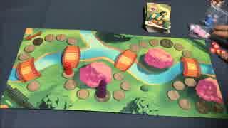 フクハナのボードゲーム紹介 No.349『ライナー・クニツィアのSAKURA』