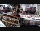 【鉄道PV】Hankyu railway ~Cry out~