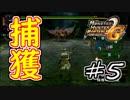捕獲の悪夢、再び【MHP2G】#5