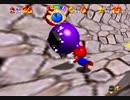 【転載TAS】「Aボタン禁止」ダウンタウンを かけろ【スーパーマリオ64】