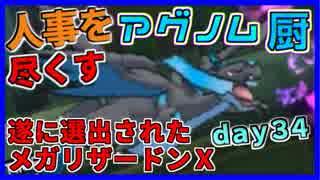 【ポケモンUSM】人事を尽くすアグノム厨-day34-【シングルレーティング実況】