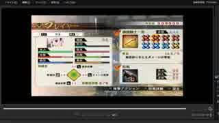 [プレイ動画] 戦国無双4の第二次上田城の戦い(東軍)をりさでプレイ