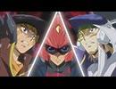 遊☆戯☆王5D's 136「決死の攻防!機皇神VSシンクロモンスター」
