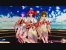 Ray MMD【スキスキ絶頂症】Tda式改変 初音ミク 鏡音リン 重音テト Japanese Kimono